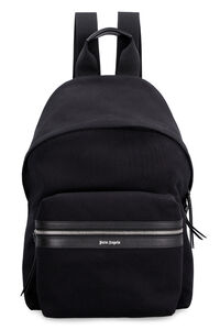 Canvas backpack, Backpack Palm Angels man