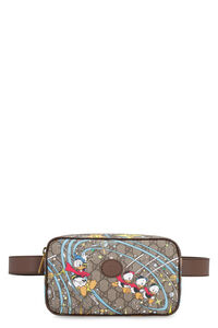 Belt bag with logo - Donald Duck Disney x Gucci, Beltbag Gucci man