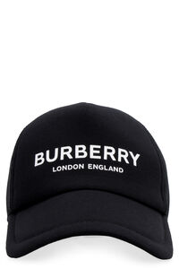 Logo baseball cap, Hats Burberry woman