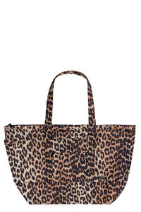 Printed tote bag, Tote bags GANNI woman