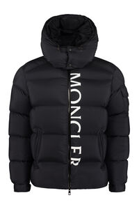 Maures full zip padded jacket, Down jackets Moncler man