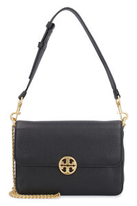 Chelsea pebbled leather messenger bag, Shoulderbag Tory Burch woman