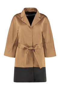 Short trench coat, Raincoats And Windbreaker add woman