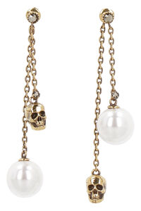 Pearls earrings, Earrings Gucci woman