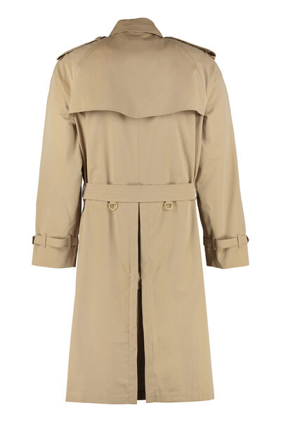 The Westminster long trench coat