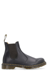 2976 leather Chelsea boots, Chelsea boots Dr. Martens man