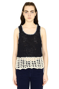 Tricot knit top, Tanks and Camis Tricot-à-Porter Gianfranco Barbieri woman