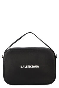 Everyday leather camera bag, Messenger bags Balenciaga man