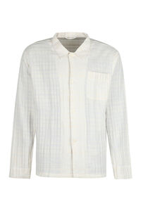 Box checked cotton shirt, Checked Shirts Our Legacy man