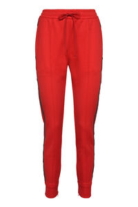 Contrast side stripes trousers, Track Pants Gucci woman