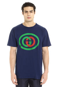 Oversize cotton T-shirt, Short sleeve t-shirts Gucci man