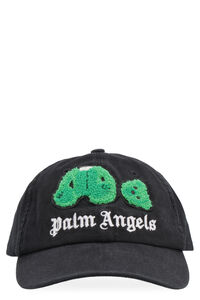 Embroidered baseball cap, Hats Palm Angels man