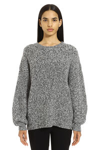 Long-sleeved crew-neck sweater, Crew neck sweaters MICHAEL MICHAEL KORS woman