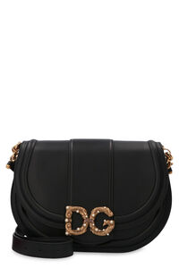 DG Amore Medium leather crossbody bag, Shoulderbag Dolce & Gabbana woman