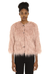 Faux fur jacket, Faux Fur and Shearling L'Autre Chose woman