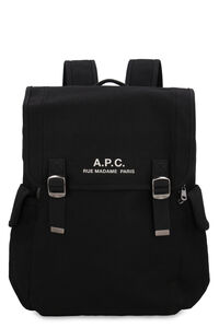 Recovery canvas backpack, Backpack A.P.C. man