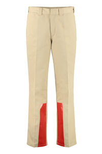 Cotton straight-leg trousers, Casual trousers Helmut Lang man