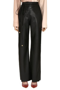 Chimo faux leather trousers, Leather pants Nanushka woman