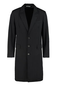 Unlined cotton jacket, Overcoats Palm Angels man